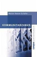 Kommunitarismus (eBook, PDF) - Reese-Schäfer, Walter
