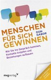 Menschen für sich gewinnen (eBook, PDF)