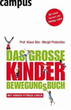 Das große Kinder-Bewegungsbuch (eBook, PDF)
