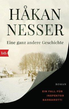 Eine ganz andere Geschichte / Inspektor Gunnar Barbarotti Bd.2 (eBook, ePUB) - Nesser, Håkan