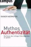 Mythos Authentizität (eBook, PDF)