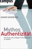 Mythos Authentizität (eBook, ePUB)