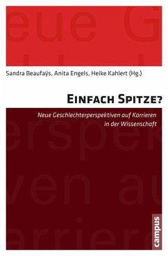 Einfach Spitze? (eBook, PDF)