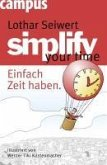 simplify your time (eBook, ePUB)