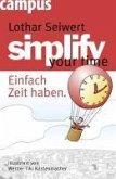 simplify your time (eBook, ePUB)