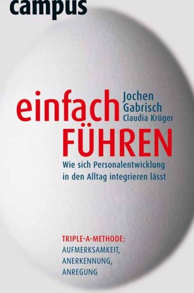 Einfach führen (eBook, ePUB) - Gabrisch, Jochen; Krüger, Claudia