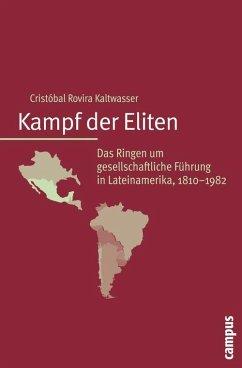 Kampf der Eliten (eBook, PDF) - Rovira Kaltwasser, Cristóbal