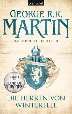 Die Herren von Winterfell / Das Lied von Eis und Feuer Bd.1 (eBook, ePUB) - Martin, George R. R.