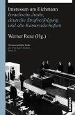 Interessen um Eichmann (eBook, PDF)