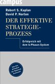 Der effektive Strategieprozess (eBook, PDF)