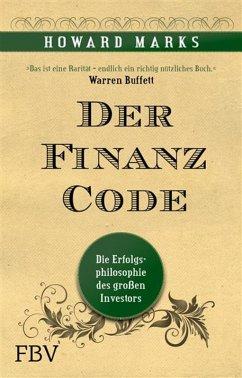 Der Finanz-Code (eBook, ePUB) - Marks, Howard