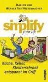 simplify your life (eBook, PDF)