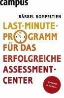 LMP Assessment-Center (eBook, ePUB) - Rompeltien, Bärbel