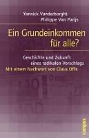 Ein Grundeinkommen für alle? (eBook, ePUB) - Vanderborght, Yannick; Parijs, Philippe Van