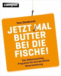 Jetzt mal Butter bei die Fische! (eBook, ePUB) - Diesbrock, Tom