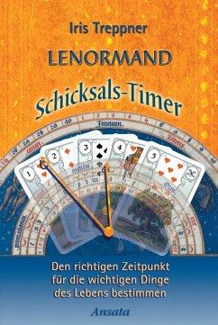 Lenormand Schicksals-Timer (eBook, ePUB) - Treppner, Iris