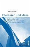 Interessen und Ideen (eBook, PDF)