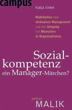 Sozialkompetenz - ein Manager-Märchen? (eBook, PDF)