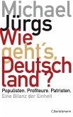 Wie geht's, Deutschland? (eBook, ePUB)