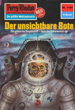 Der unsichtbare Bote (Heftroman) / Perry Rhodan...