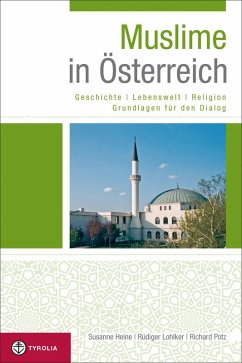 Muslime in Österreich (eBook, ePUB) - Lohlker, Rüdiger; Potz, Richard; Heine, Susanne