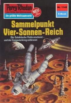 Sammelpunkt Vier-Sonnen-Reich (Heftroman) / Per...