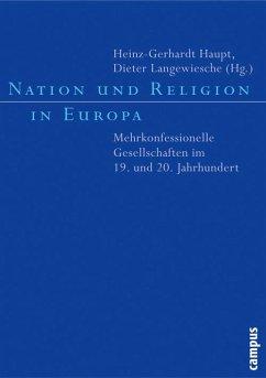 Nation und Religion in Europa (eBook, PDF)