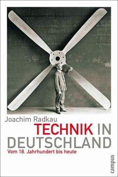 Technik in Deutschland (eBook, PDF) - Radkau, Joachim