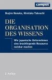 Die Organisation des Wissens (eBook, PDF)