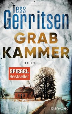 Grabkammer / Jane Rizzoli Bd.7
