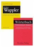 Wörterbuch Österreichisch Deutsch & Der kleine Wappler (eBook, ePUB)