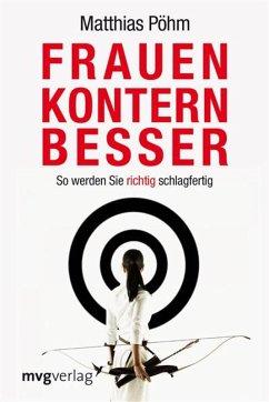 Frauen kontern besser (eBook, PDF) - Pöhm, Matthias