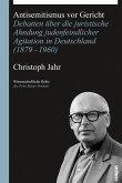 Antisemitismus vor Gericht (eBook, PDF)
