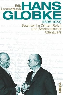 Hans Globke (1898-1973) (eBook, PDF) - Lommatzsch, Erik