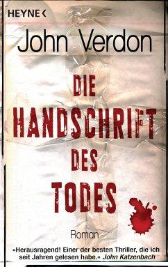 Die Handschrift des Todes / Dave Gurney Bd.1 (eBook, ePUB) - Verdon, John