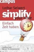 simplify your time (eBook, PDF) - Seiwert, Lothar