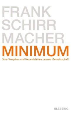 Minimum (eBook, ePUB) - Schirrmacher, Frank