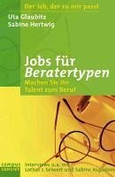 Jobs für Beratertypen (eBook, PDF)