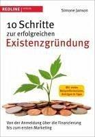 10 Schritte zur erfolgreichen Existenzgründung (eBook, PDF) - Janson, Simone