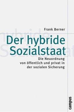 Der hybride Sozialstaat (eBook, PDF) - Berner, Frank