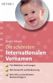 Die schönsten internationalen Vornamen (eBook, ePUB)