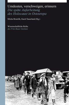 Umdeuten, verschweigen, erinnern (eBook, PDF)