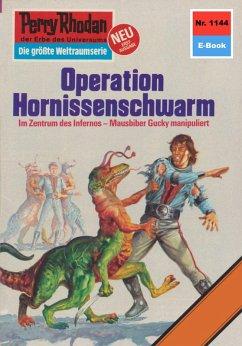 Operation Hornissenschwarm (Heftroman) / Perry ...