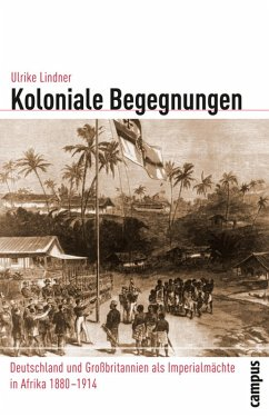 Koloniale Begegnungen (eBook, PDF) - Lindner, Ulrike