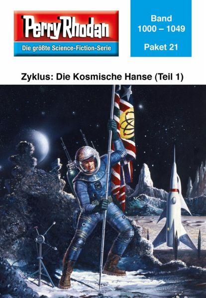 Die Kosmische Hanse (Teil 1) / Perry Rhodan - Paket Bd.21 (eBook, ePUB)