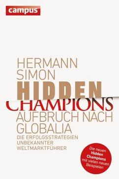 Hidden Champions - Aufbruch nach Globalia (eBook, PDF) - Simon, Hermann