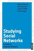 Studying Social Networks (eBook, PDF)