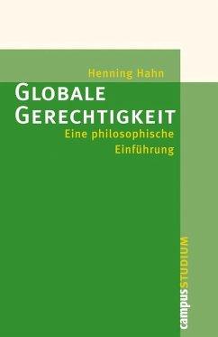 Globale Gerechtigkeit (eBook, PDF) - Hahn, Henning