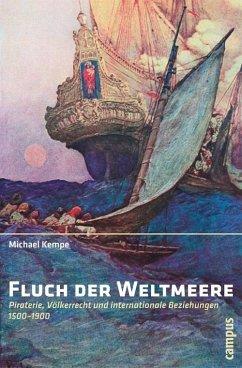 Fluch der Weltmeere (eBook, PDF) - Kempe, Michael