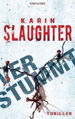 Verstummt / Atlanta Police Department Bd.1 (eBook, ePUB) - Slaughter, Karin